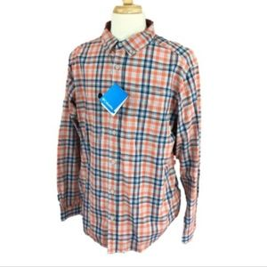 Columbia Men's Out & Back II Shirt Large